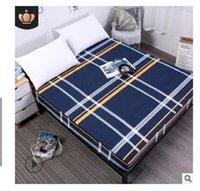 2020 heißen Verkauf Gedruckte Dichtung staubdicht Bettdecke feuchtigkeitsdichte Matratzenbezug Baby Netzbettdecke Bedspread 220cmX200cmX30cm B007