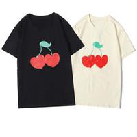 الأزواج الرجال المصمم T قميص رجل إمرأة ذات جودة عالية الصيف القطن قصير الأكمام عادية تي شيرت بولو 3 ألوان