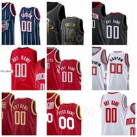 Imprimir pantalla baloncesto Russell Westbrook Robert Covington jerseys James Harden Eric Gordon PJ Tucker Danuel Casa hombre juventud mujer