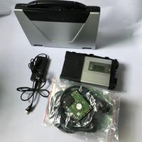 MB Estrela C5 com laptop CF-52 Software de Ferramenta de Diagnóstico Mais Novo Das Xentry SD Connect Toughbook