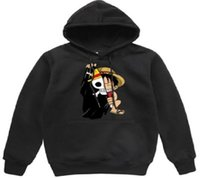 One Piece Luffy Hoodies Men Casual Homme velo Pullover Anime japonês Impresso masculino Streetwear Vestuário Outono Inverno Tops Homens