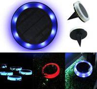 الطاقة الشمسية LED RGB حمام سباحة الخفيفة حديقة حزب بار الديكور 16 تغيير لون IP68 للماء بركة بركة مصباح العائمة