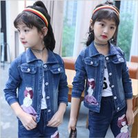Three Piece Children Clothing Cowboy Outfit Korean Fashion S...