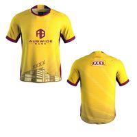 2020 MAROONS Rugby Jersey Austrália QLD Maroons de rugby nome camisa Jerseys Holden stateof ORIGEM League personalizado e número