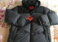 새로운 남성 겨울 야외 야외 화이트 오리 울트라 가벼운 자켓 맨 후드 다운 코트 겉옷 망 경량 재킷 파카