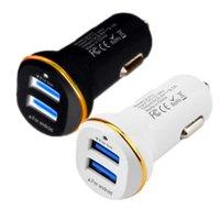 아이폰 안드로이드 전화를위한 차량용 충전기 3.1A 담배 자동차 충전기 자동 전원 어댑터 충전기는 MP3의 PC를 GPS를