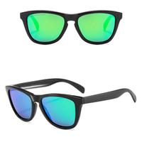 2019 الأزياء عالية الجودة مصمم العلامة التجارية نظارات شمسية عادية نظارات حماية الرياضة في الهواء الطلق ركوب الدراجات القيادة الاستقطاب الأشعة فوق البنفسجية