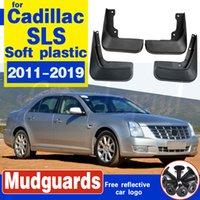 Auto-Schmutzfänger-Schlamm-Schutzklappe Splash Flaps für Cadillac SLS 2011-2019 Fender Kotflügel Car Vorderrad Hinterrad Weicher Kunststoff-Zubehör