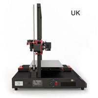 Stampanti Anet ET4 3D Stampante Auto Livellamento automatico FAI DA TE Tutto Full Metal Fram con colore 2,8 pollici Touchscreen e riprendere la funzione di stampa