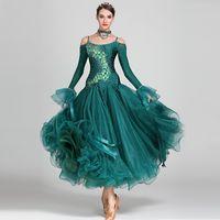 ballroom dance dresses fringe ballroom dance Competition dress standard dress waltz foxtrot rumba costumes