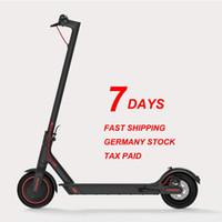 ManKeel Eu 주식 미니 폴딩 전기 스쿠터 8.5inch 강력한 전원 자전거 스쿠터 7.8Ah 250W App Commute