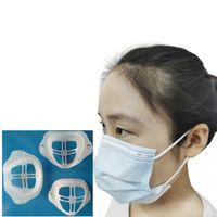 2Style 3D Boca Respiração Suporte Máscara Titular Assist máscara interna Bracket calor Máscaras prova Suporte Máscaras respirável Válvula Quadro GGA3672-1