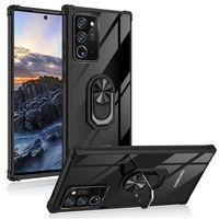 Convient à Samsung S21 Plus A21 Case J6 Prime A7-2018 / A750 Star Acrylic Manches de protection A9-2018 A9 Star Pro A9S Designer Téléphone Soins