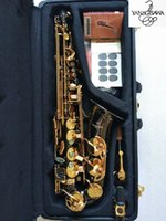 Top beste Qualität Brand New Japan Yanagisawa A-992 Altsaxophon Gold Key Superberufs Sax schwarz mit Fall Echt Foto