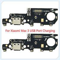 USB-порт для зарядки платы Tail Разъем с Разъем Flex кабель для Xiaomi Max 3 Мобильный телефон БКИ
