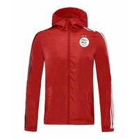 2020 Argelia la chaqueta con capucha cazadora tracksuits camisetas de fútbol sudaderas rompevientos activas deportes de invierno de fútbol chaquetas de los hombres