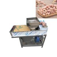 2020 La venta de alta calidad de la piel Fabricante Precio cacahuete peladora de cacahuetes Red Extracción Equipo de cacahuete Peeler