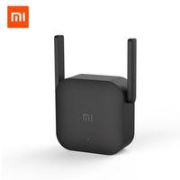 Wersja globalna Xiaomi WI-Fi Zakres Extender Pro WIFI Wzmacniacz Pro Router 300m 2.4G Repeater Network MI Bezprzewodowy router Wi-Fi