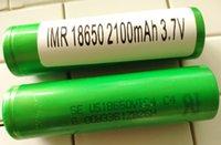 150 قطع 18650 القابلة لإعادة الشحن ليثيوم e cig بطاريات بطارية بطارية السجائر الكهربائية السجائر سامسونج 25R 30Q HE2 LG HE4 HG2 سوني IMR