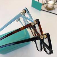 2020 جديد أنثى أنثى tf2220 فراشة نظارات إطار 52-18-140 رائعة جوفاء لوح وصفة الطبية galsses مجموعة كاملة مربع