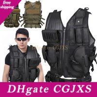 Hot Tactical Vest Paintball Aisoft Anexo assalto do combate Rig Top exterior Caça Acessórios