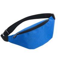 Outdoor-Taschen Mode Taillenpackungen Unisex Pocket Sports Messenger Umhängetasche Beutel für Frauen Lauf