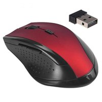 Cool Gaming Mice 1600DPI беспроводной мыши эргономичный оптический для Dell / Huawei / Lenovo компьютерный офис