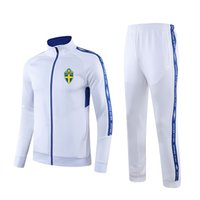 İsveç Futbol Kulübü Futbol spor eşofman golf takım açık eğitim setleri sağlık bez yuvarlak boyun rahat giyim
