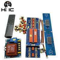 Tragbare Lautsprecher HIFI Infrarot Fernbedienung Volumen Anpassen Board Alps27 PREAMP Motor Relay Potentiometer Referenz Goldmund