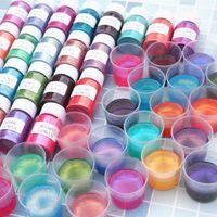 10gram Aurora Perle Pigmentpulver Mica Perlglanz Colorants Harzform Farbstoff für DIY Schmucksachen, die Harz-Fertigkeiten Farbpigment