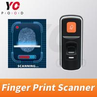 Control de acceso de huellas dactilares Escaneador de impresión de impresión Escáner Escape Sala Juego PROPORTE JUGADORES DE PROPUESTOS Encuentre la tarjeta Agregar y escanear la entrada para desbloquear Yopood