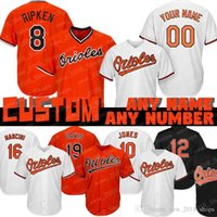 8 Cal Ripken Jr Individuelle Orioles 19 Chris Davis 16 Kolten Wong 10 Adam Jones 15 Chance Sisco 22 Jim Palmer 37 Dylan Bundy 25 Anthony Santande