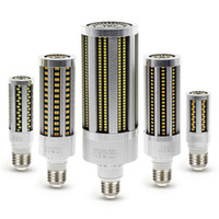 Alta potencia E27 metal LED bulbo del maíz de 20W 35W 50W 100W LED de la lámpara 110V 220V Hight brillo SMD5730 LED blubs para la oficina / Garaje