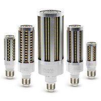 Alta potência E27 metal LED Bulbo de milho 20W 35W 50W 100 W LED Lâmpada 110V 220V Hight Brilho SMD5730 LED Blubs para escritório / garagem