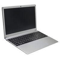15.6-Zoll-Laptop E8000-Prozessor-Prozessor 4G + 256g Festkörper-Speicher-Unterstützung 2.4 / 5G WiFi-Frequenzband 1080P HD (EU-Stecker)