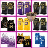 2020 Finale Neu 24 8 33 BRYANT Jersey Los Angeles