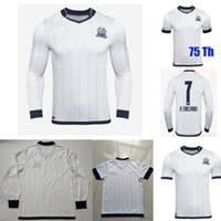Rayados семьдесят пятых ограниченная Мексика LIGA семьдесят пятая Монтеррейского трикотажных изделий футбола издание футбол рубашка Monterey Джерси D.PABON R.FUNES MORI Майо-де-футовый