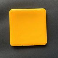 Portable antipolvere Visiera Maschera Storage Box umidità-prova a gettare della maschera di copertura supporto dell'organizzatore Mask 120pcs bagagli Caso CCA12423