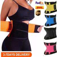 Бесплатный корабль DHL, женские формирователи Унисекс формирование тела для тела для похудения формирователь ремня ремня фирменный контроль талии тренер Cincher Plus Размер Shapewear
