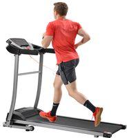 GT eléctrico cinta de correr plegable motorizado correr y trotar máquina de fitness para el gimnasio en casa con 12 preset Programas MS191082AA