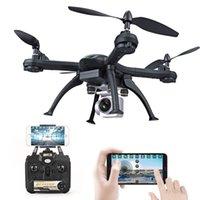 X6S RC Drone 4K HD WiFi FPV Caméra Quadcopter à distance d'hélicoptère de contrôle Headless mode Altitude attente Avion Jouet