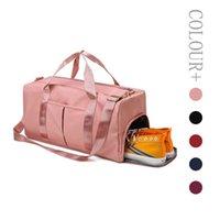 Многофункциональный нейлон Secret хранения сумка Большой вещевые сумки Мужская дорожная сумка Водонепроницаемые Повседневные сумки Пляж Упражнение Камера 7 цветов