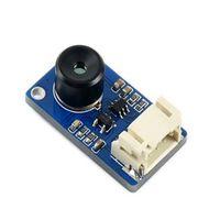 1шт / серия IR Массив Тепловизор MLX90640-D110, 32 * 24 пикселей, 55 градусов поля зрения, интерфейс I2C модуль датчика MLX90640