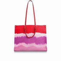 النمط الأوروبي والأمريكي المرأة التعادل صبغ حقيبة محفظة مخلب حمل الأزياء سيدة crossbody التسوق حقيبة الكتف الأكياس à الرئيسية 4 ألوان 34 سنتيمتر 41 سنتيمتر