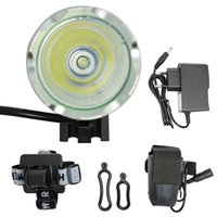 XM- L T6 LED Headlight Bicycle Front Light 1800lm Cycling 8. 4...