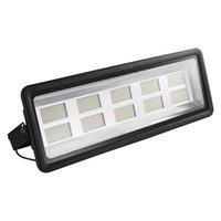 1000W Открытый IP65 Водонепроницаемый класс Теплый белый Светодиодный прожектор лампа угол регулируемый стадион шоссе Гараж светодиодные фонари