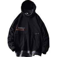 Herren Hoodies Sweatshirts Mens Sweatershirt Frühling Herbst Ins Tide Hip Hop Lose Jacke Koreanische Version Trend Kleidung