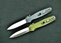 PROTECH oscuro del ángel D2 hoja de doble acción táctica autodefensa cuchillo plegable EDC cuchillo que acampa cuchillos de caza herramienta 18259