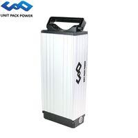 Long Range 48V 20Ah E-Bike Battery Battery Battery 13S8P 960Wh Batterie per biciclette elettriche per 48Volt 1800W 1500W 1000W 500W 350W Motore