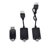 Cigarro eletrônico Vape Ego USB Charger Cable Para 510 Ego T C EVOD torção Visão Spinner 510 Tópico bateria Mod Box